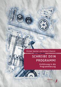 SCHREIBE_DEIN_PROGRAMM_Sperber_Klaeren_Cover