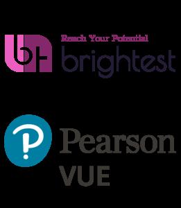 Brightest & Pearson VUE neu