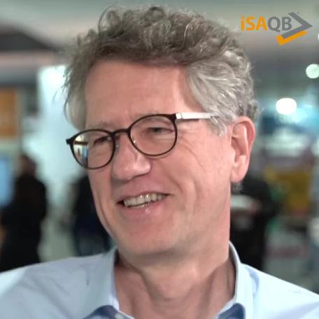 iSAQB member Gerhard Wanner
