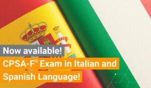iSAQB News CPSA Foundation Level exam in Italian and Spanish