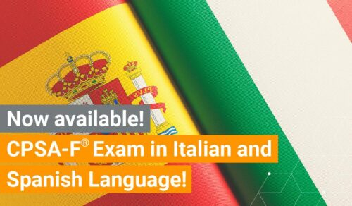 iSAQB News CPSA Foundation Level exam in Italian and Spanish