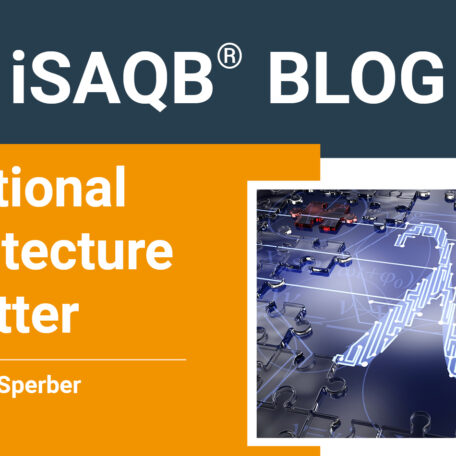 iSAQB Blog Functional Architecture Is Better