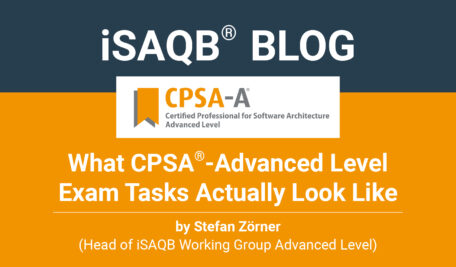 iSAQB-blog CPSA-A Level