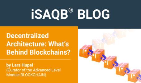 iSAQB-blog Blockchain-cover-website-010621