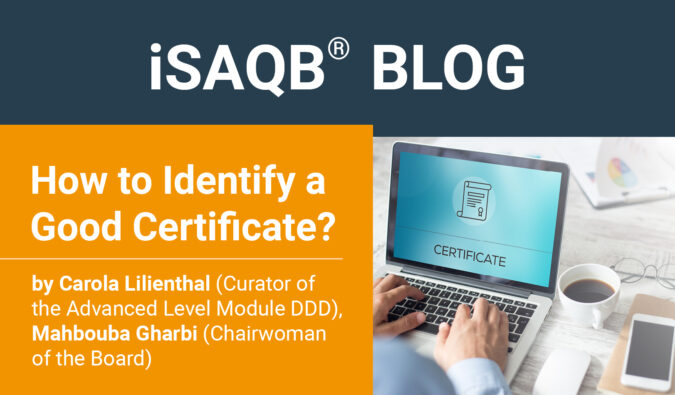 iSAQB-blog-how-to-identify-a-good-certificate